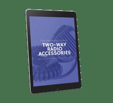 Two Way Radio Accessory Guide on Ipad