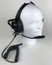 Harris Behind the head headset